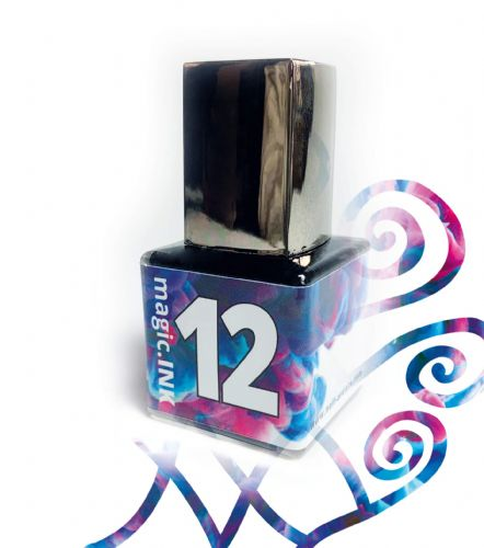 Magic Ink 12 Black